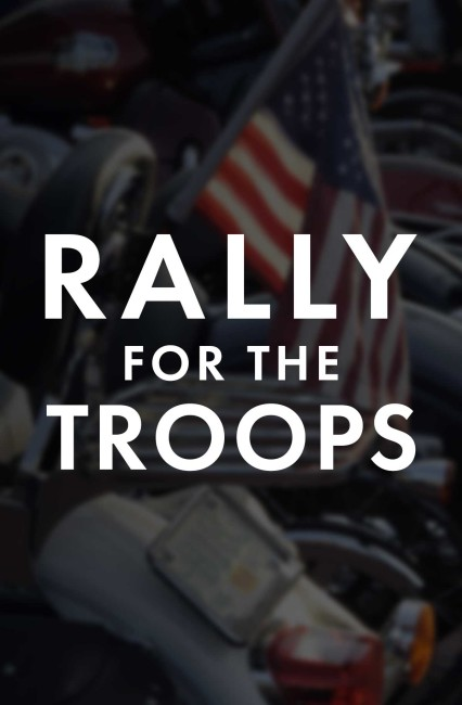 Rally for the Troops 2021