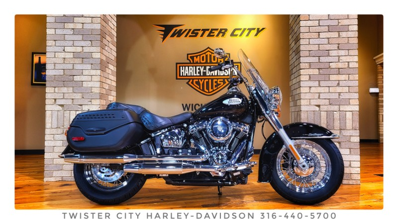 2021 Harley-Davidson® Heritage Classic 107 : FLHC for sale near Wichita, KS