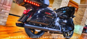 2021 Harley-Davidson® Ultra Limited – Black Finish : FLHTK for sale near Wichita, KS thumb 1