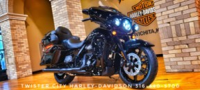 2021 Harley-Davidson® Ultra Limited – Black Finish : FLHTK for sale near Wichita, KS thumb 2