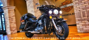 2013 Harley-Davidson® Electra Glide® Ultra Limited : FLHTK for sale near Wichita, KS thumb 2