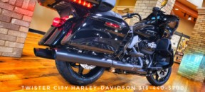 2021 Harley-Davidson® Road Glide® Limited – Black Finish : FLTRK for sale near Wichita, KS thumb 1