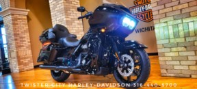 2021 Harley-Davidson® Road Glide® Limited – Black Finish : FLTRK for sale near Wichita, KS thumb 2