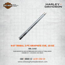 H-D Tribal 2-Pc Graphite Cue, 19 Oz