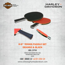 H-D Table Tennis Paddle Set