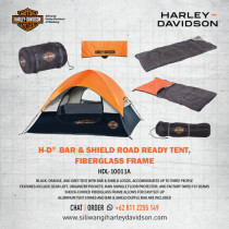H-D B&S Road Ready Tent