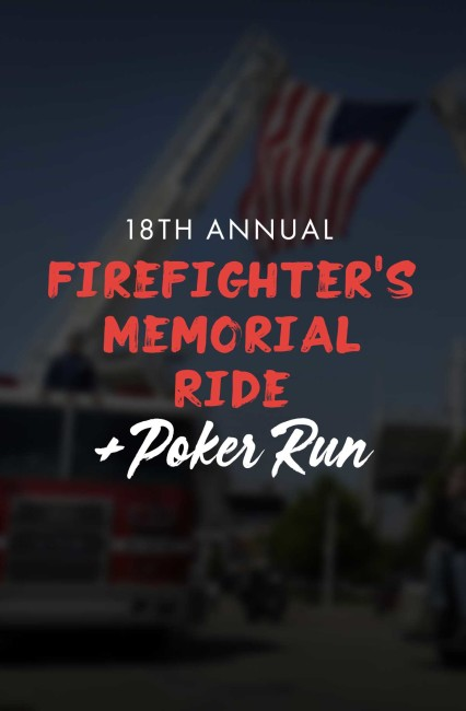 Firefighter's Memorial Ride