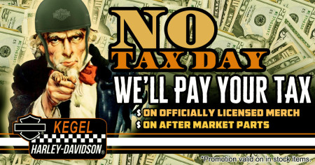 No Tax Day