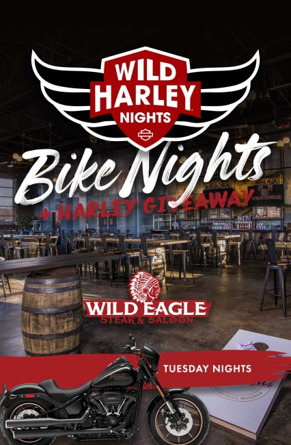 Wild Harley® Nights - Tuesday Bike Nights
