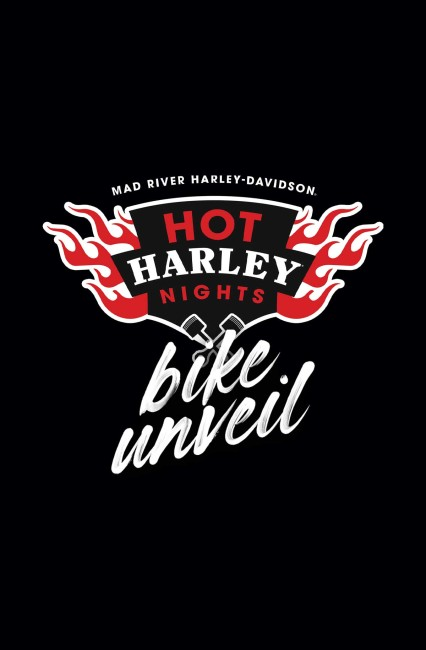 Hot Harley Nights Bike Unveil