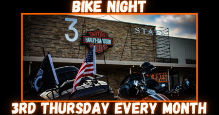 Bike Night at 3State Harley Davidson