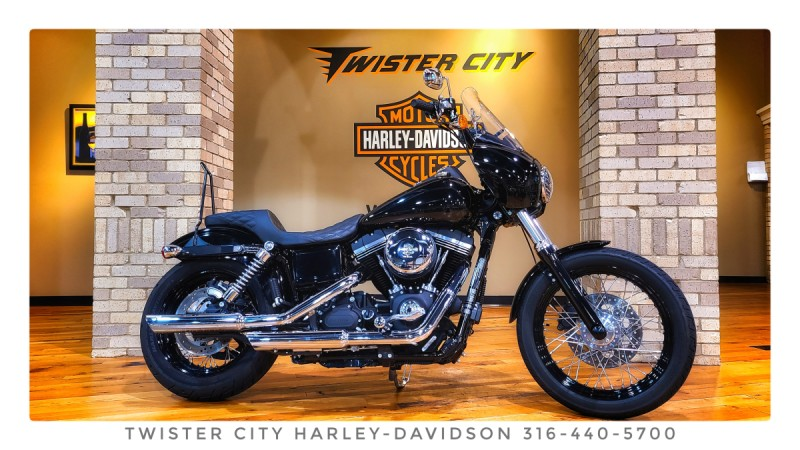 2017 Harley-Davidson® Street Bob® : FXDB103 for sale near Wichita, KS