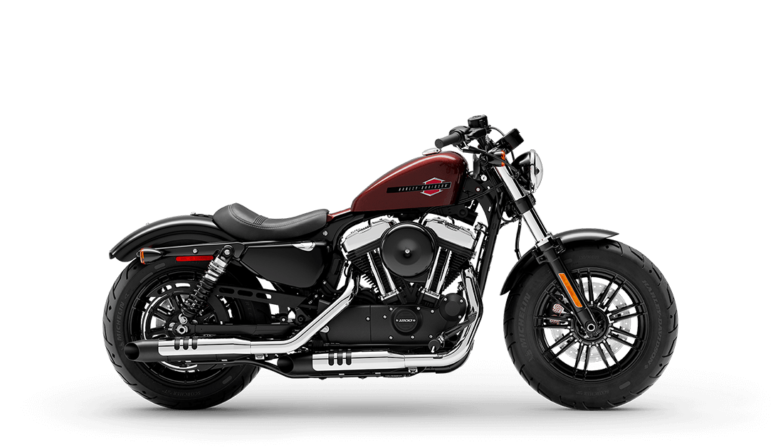 2021 Harley-Davidson® Forty-Eight® Midnight Crimson