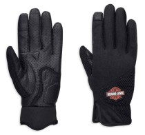 Harley-Davidson® Women's Odessa Mesh Full-Finger Gloves