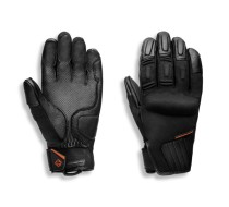 Men's H-D Brawler Full Finger Glove