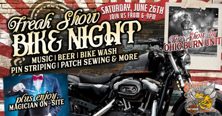 Freak Show Bike Night