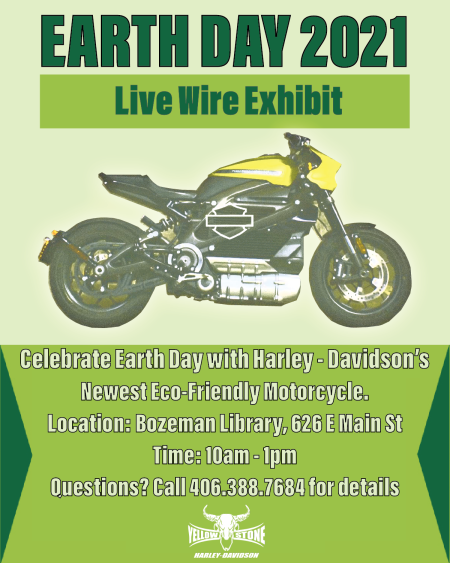 Live Wire Earth Day Event
