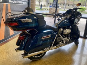 Tahitian Teal 2020 Harley-Davidson® Road Glide® Limited FLTRK thumb 1