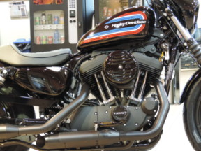 2021 Harley-Davidson HD Sportster XL1200NS Iron 1200 thumb 1