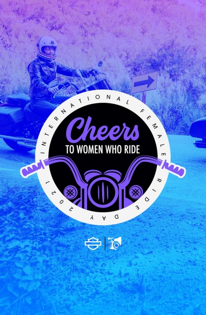 International Female Ride Day  |  The Blueberry Patch Ride