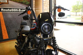 Black 2020 Harley-Davidson® Iron 1200™ XL1200NS thumb 1