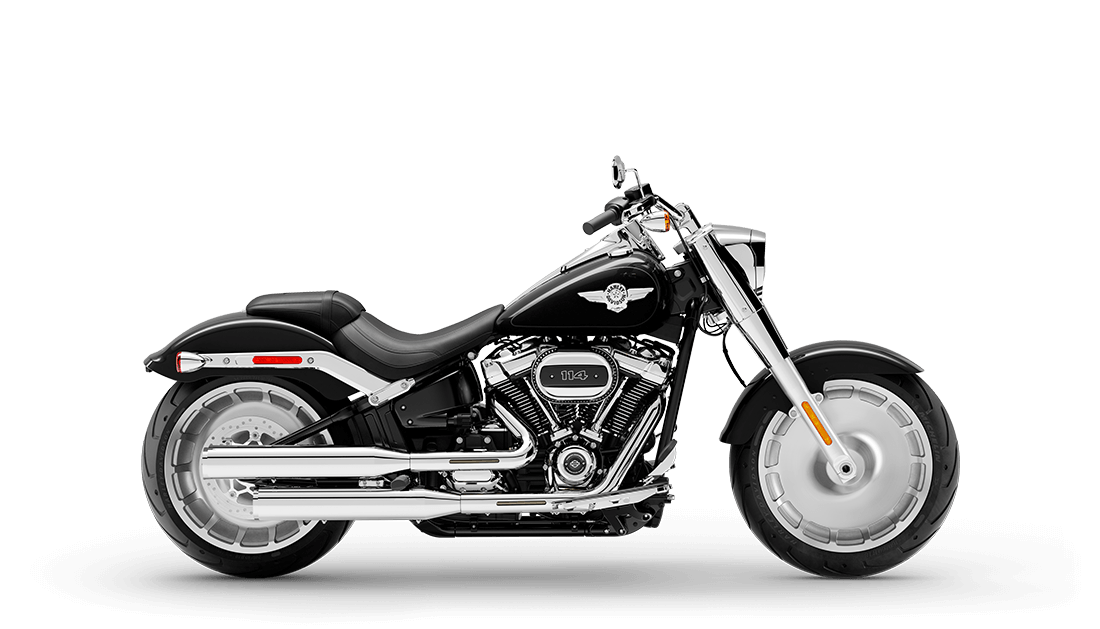 2021 Harley-Davidson® Fat Boy® 114 Vivid Black