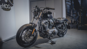 2017 Harley-Davidson XL1200X Forty Eight  thumb 0