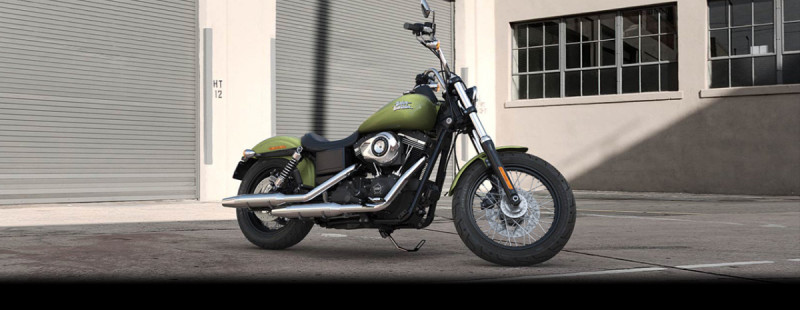 2016 Harley-Davidson® Street Bob® : FXDB for sale near Wichita, KS