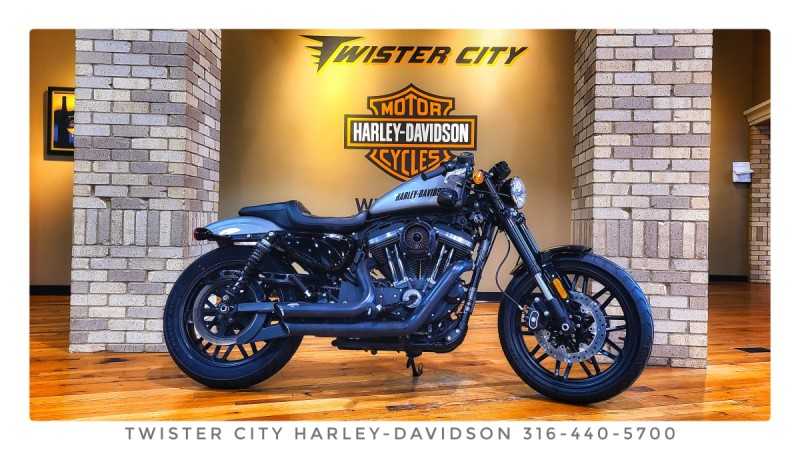 2017 Harley-Davidson® Roadster™ : XL1200CX for sale near Wichita, KS