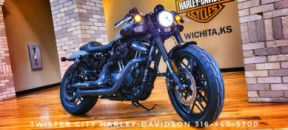 2017 Harley-Davidson® Roadster™ : XL1200CX for sale near Wichita, KS thumb 2
