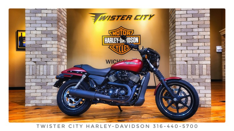 2019 Harley-Davidson® Harley-Davidson Street® 750 : XG750 for sale near Wichita, KS