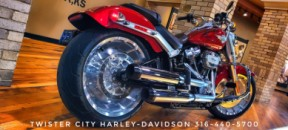 2019 Harley-Davidson® Fat Boy® 114 : FLFBS for sale near Wichita, KS thumb 1
