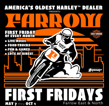First Fridays at Farrow