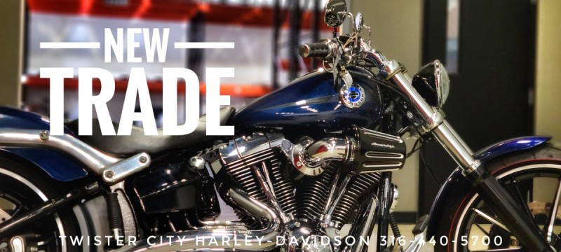 2013 Harley-Davidson® Breakout® : FXSB for sale near Wichita, KS