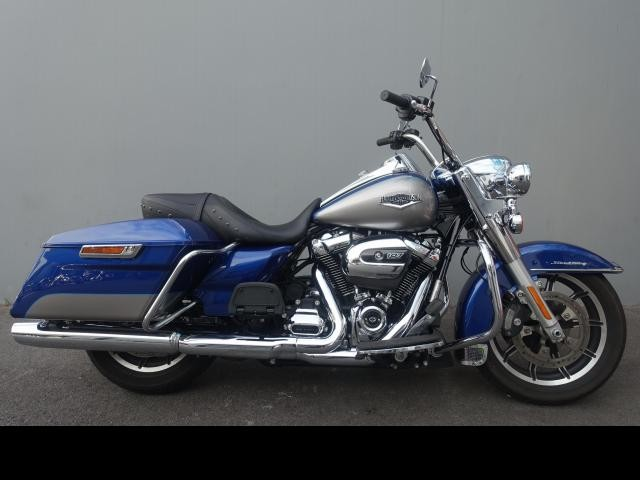 MY18 Harley-Davidson Touring Road King 107 w/ABS, Cruise (FLHR)