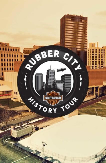Rubber City History Tour