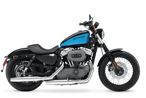 Black Denim 2012 Harley-Davidson® Nightster® XL1200N