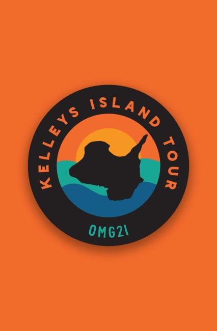 Kelleys Island Motorcycle Tour - Patch Ride