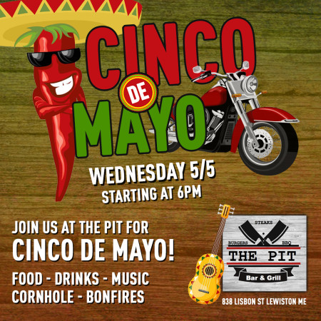 Cinco de Mayo at The Pit