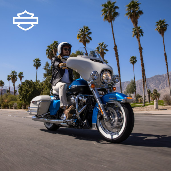 New 2021 Electra Glide Revival