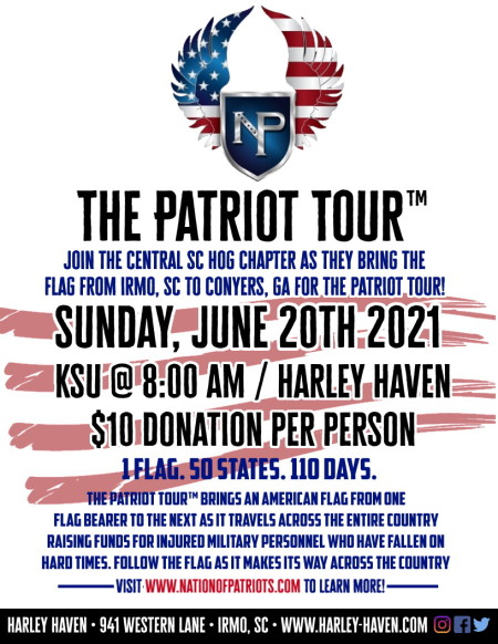 The Patriot Tour™