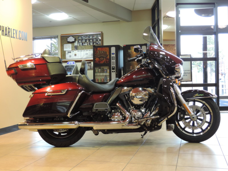 2015 Harley-Davidson HD Touring FLHTK Ultra Limited