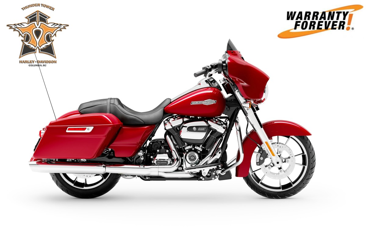 2021 FLHX Street Glide<br>Starting at $21,999 or only $309mo! *