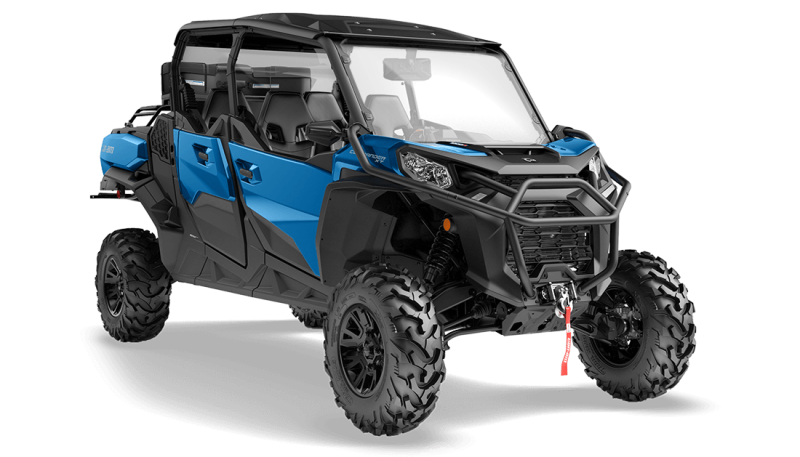 2021 Can-Am Commander Max XT Oxford Blue