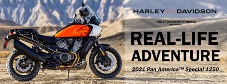 2021 Pan America Special 1250 Is Here!