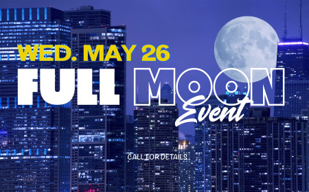 Full Moon In May