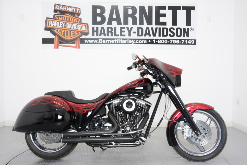 1985 HARLEY-DAVIDSON Chopper-Restored Salvage