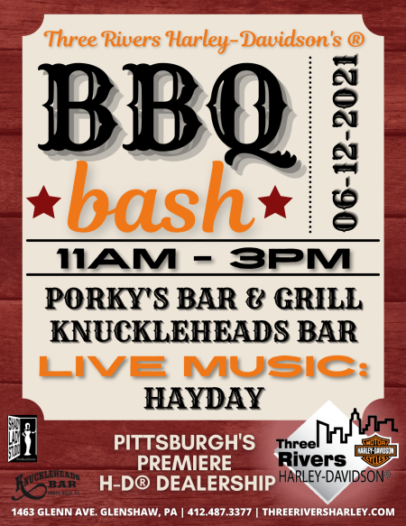 Three Rivers Harley-Davidson's BBQ Bash!