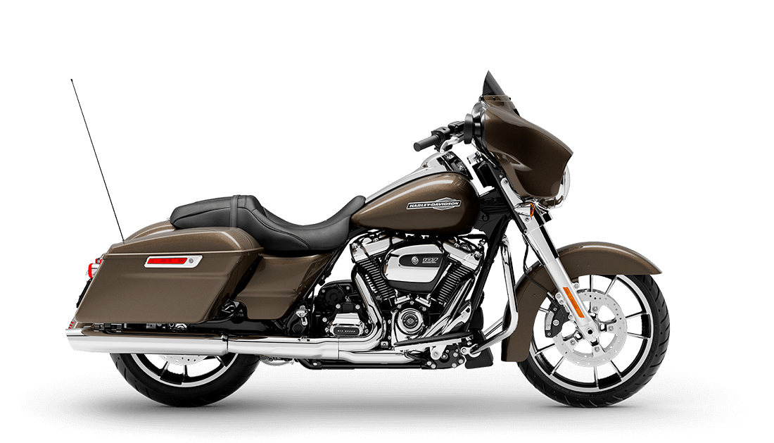 FLHX 2021 Street Glide<sup>®</sup>
