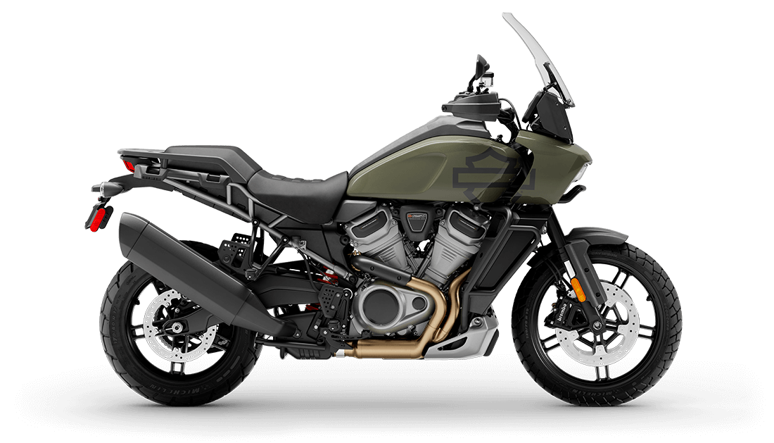 2021 Harley-Davidson® Pan America™ 1250 Special Deadwood Green